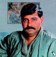 Gp Capt S.M. A. Hussaini